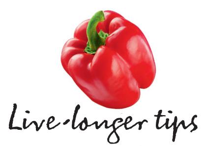Live-longer tips